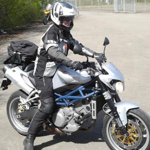 Wie die Liebe zu meinem Motorrad begann – Teil 4