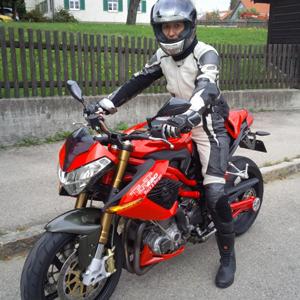 Wie die Liebe zu meinem Motorrad begann – Teil 3