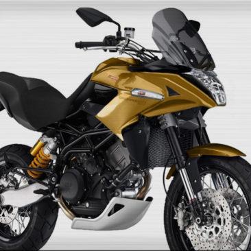 Moto Morini Granpasso 1200 Projekt