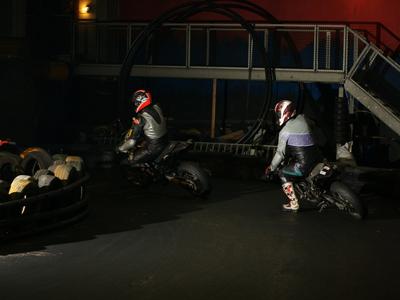 Supermoto fahren lernen in Marktl am Inn